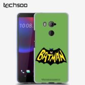 قاب محافظ HTC U11 Eyes مدل Batman Phone Case